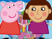 "Game ""Peppa Pig Girl"""