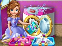 "Game""Princes Sofia Laundry Day"""