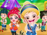 "Game ""Baby Hazel Summer Camp"""