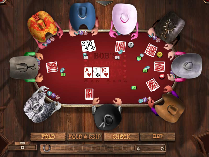 "Game""Governor of Poker"""