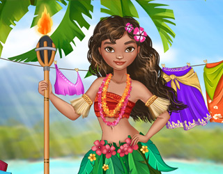 "Game ""Monna Disney Princess Adventure"""