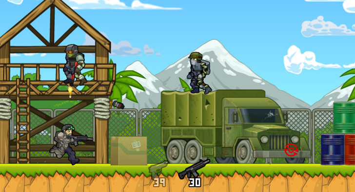 "Game ""Battle Force"""
