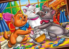 "Game ""Coloring Aristocats"""
