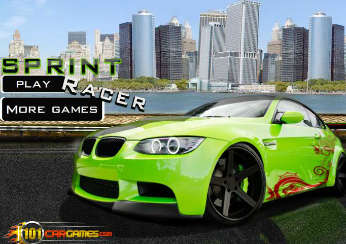 "Game ""Sprint Racer"""