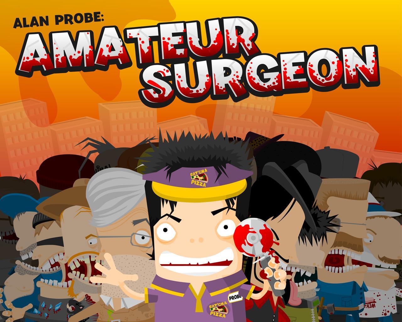 amateure surgeon