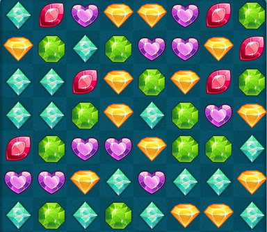 "Game""Gem Match Fun 3"""